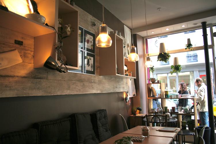 Juice Cafes Paris