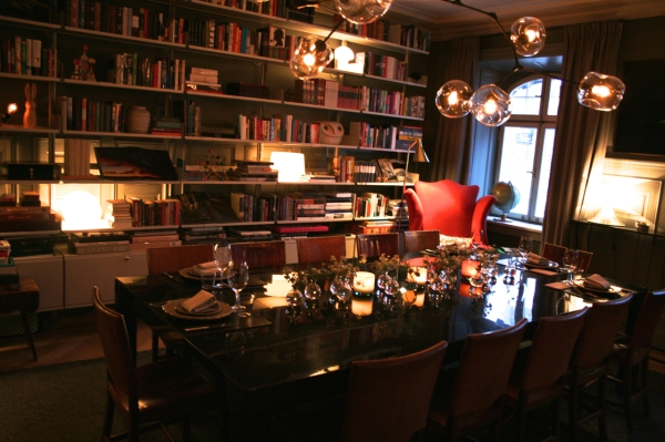 Ett hem an intimate boutique hotel this time now for Boutique hotel stockholm