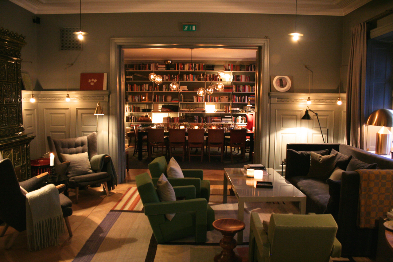 Ett hem an intimate boutique hotel this time now for Design boutique hotels stockholm